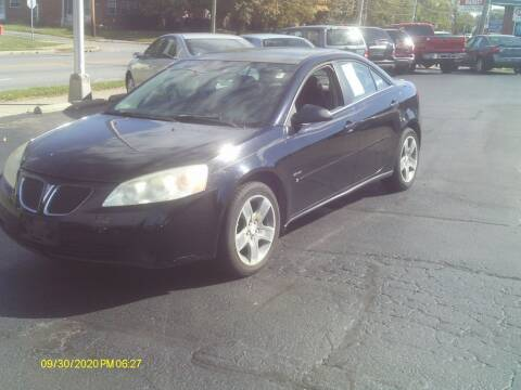 2007 Pontiac G6 for sale at Flag Motors in Columbus OH