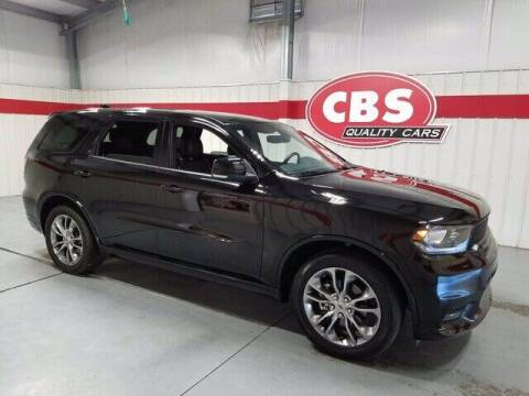 2020 Dodge Durango for sale at CBS Quality Cars in Durham NC
