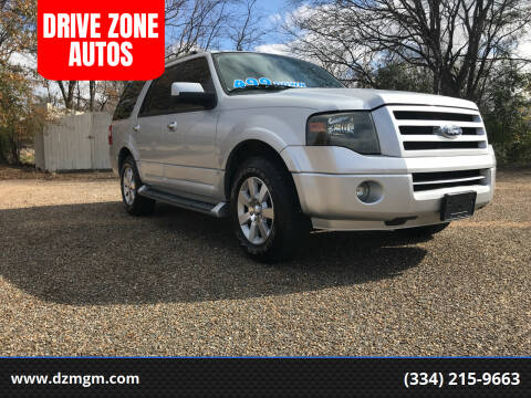 2010 Ford Expedition for sale at DRIVE ZONE AUTOS in Montgomery AL
