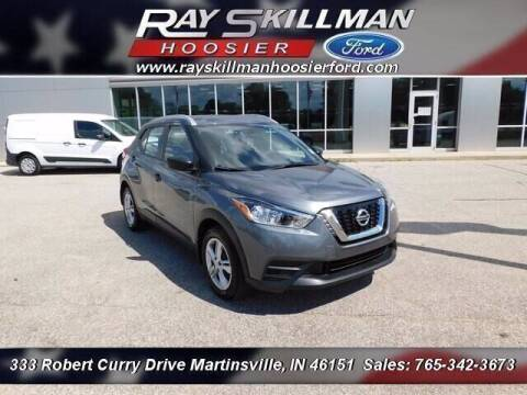 2019 Nissan Kicks for sale at Ray Skillman Hoosier Ford in Martinsville IN