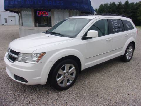 2009 Dodge Journey for sale at Marty Hart's Auto Sales in Sturgis MI