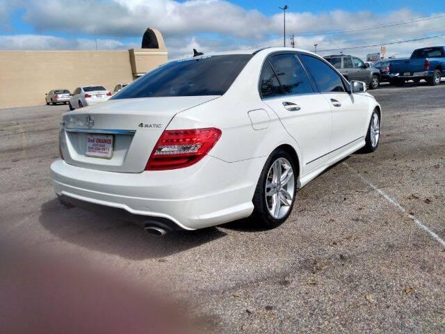 2012 Mercedes-Benz C-Class C300 4MATIC Luxury Sedan - Montgomery AL