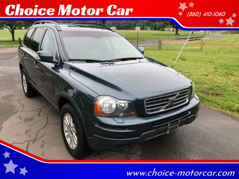 2008 Volvo XC90 for sale at Choice Motor Car in Plainville CT