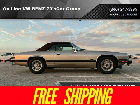 1993 Jaguar XJ-Series for sale at On Line VW BENZ 70'sCar Group in Warehouse CA