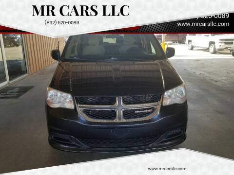 2014 Dodge Grand Caravan for sale at Mr Cars LLC in Houston TX