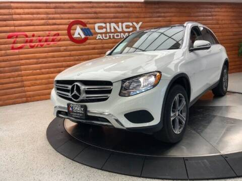 2017 Mercedes-Benz GLC for sale at Dixie Motors in Fairfield OH