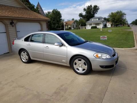 2008 Chevrolet Impala for sale at Eastern Motors in Altus OK