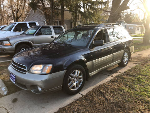 2001 Subaru Outback for sale at CPM Motors Inc in Elgin IL