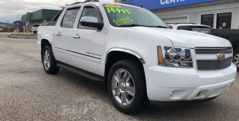 2009 Chevrolet Avalanche for sale at Perrys Certified Auto Exchange in Washington IN