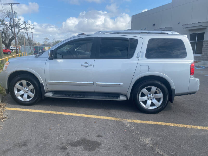 2011 Nissan Armada for sale at Bobby Lafleur Auto Sales in Lake Charles LA