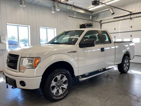 2014 Ford F-150 for sale at Sand's Auto Sales in Cambridge MN