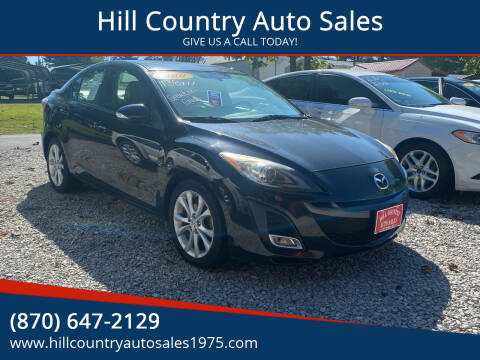 2010 Mazda MAZDA3 for sale at Hill Country Auto Sales in Maynard AR