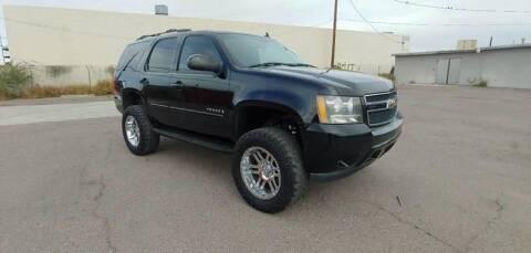 2008 Chevrolet Tahoe for sale at Advantage Motorsports Plus in Phoenix AZ