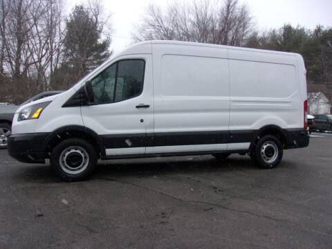 2015 Ford Transit Cargo for sale at Mark's Discount Truck & Auto Sales in Londonderry NH