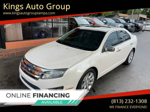 2011 Ford Fusion for sale at Kings Auto Group in Tampa FL