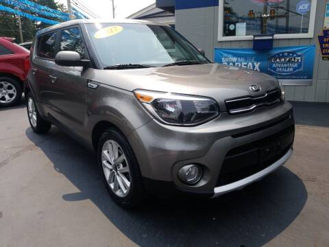 2017 Kia Soul for sale at Fleetwing Auto Sales in Erie PA