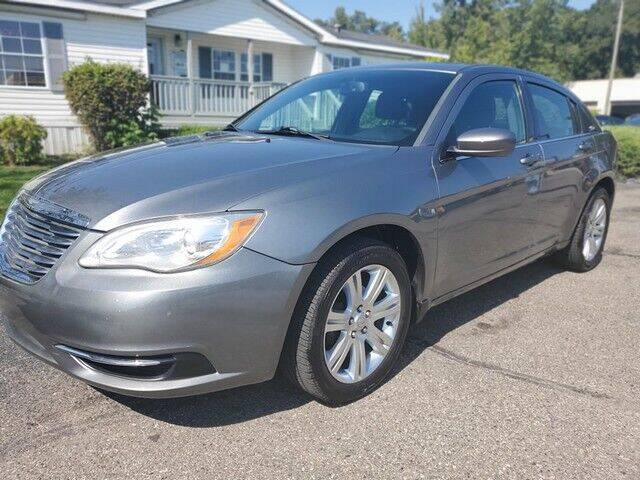 2012 Chrysler 200 for sale at Paramount Motors in Taylor MI