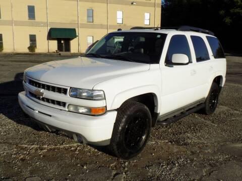 2005 Chevrolet Tahoe for sale at S.S. Motors LLC in Dallas GA