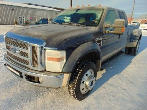 2008 Ford F-450 Super Duty for sale at Dependable Used Cars in Anchorage AK
