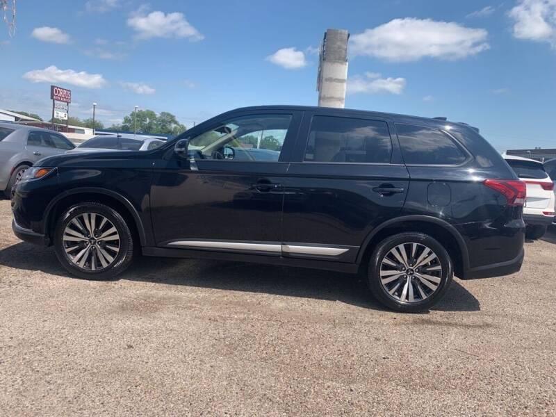 2019 Mitsubishi Outlander for sale at Primetime Auto in Corpus Christi TX