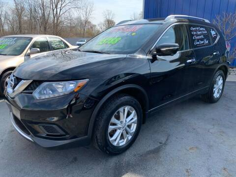 2015 Nissan Rogue for sale at FREDDY'S BIG LOT in Delaware OH