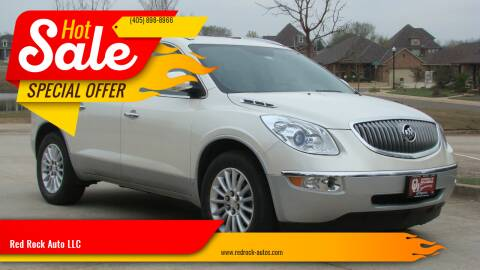 2008 Buick Enclave for sale at Red Rock Auto LLC in Oklahoma City OK