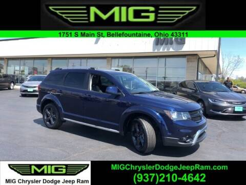 2019 Dodge Journey for sale at MIG Chrysler Dodge Jeep Ram in Bellefontaine OH