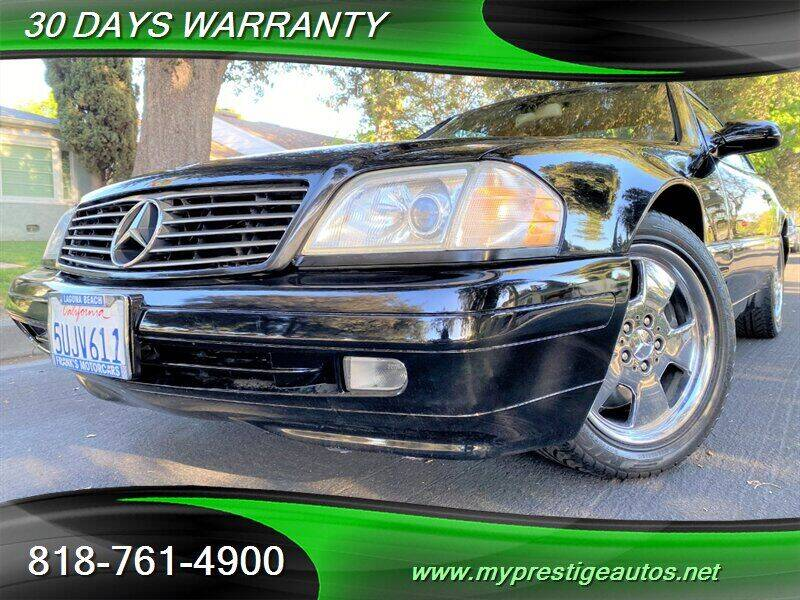 1999 Mercedes-Benz SL-Class for sale at Prestige Auto Sports Inc in North Hollywood CA