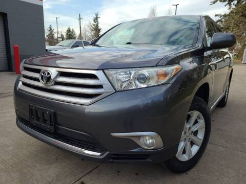 2011 Toyota Highlander for sale at A1 Group Inc in Portland OR