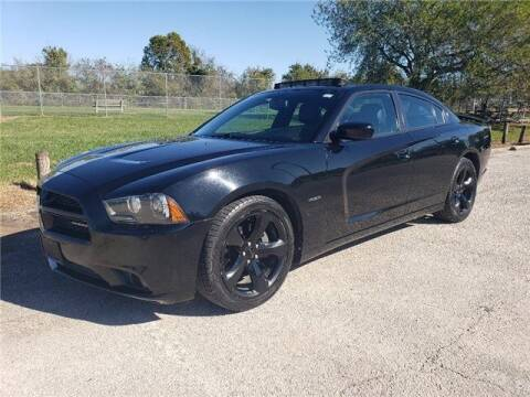 2014 Dodge Charger for sale at Hidalgo Motors Co in Houston TX