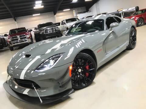 2016 Dodge Viper for sale at Diesel Of Houston in Houston TX