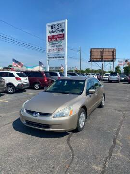 2004 Honda Accord for sale at US 24 Auto Group in Redford MI