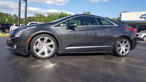 2014 Cadillac ELR for sale at Whitmore Chevrolet in West Point VA