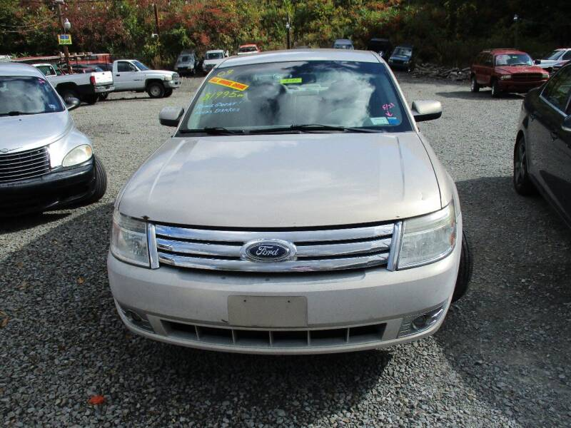 2009 Ford Taurus for sale at FERNWOOD AUTO SALES in Nicholson PA