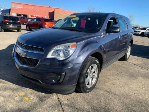 2014 Chevrolet Equinox for sale at Cars To Go in Lafayette IN