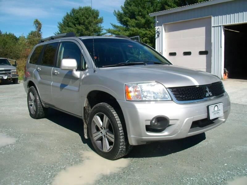 2011 Mitsubishi Endeavor for sale at Castleton Motors LLC in Castleton VT