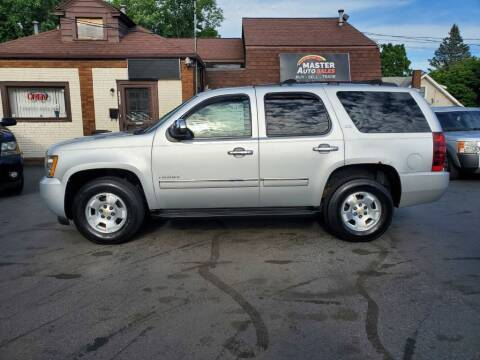 2010 Chevrolet Tahoe for sale at Master Auto Sales in Youngstown OH