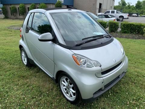 2008 Smart fortwo for sale at Essen Motor Company, Inc in Lebanon TN