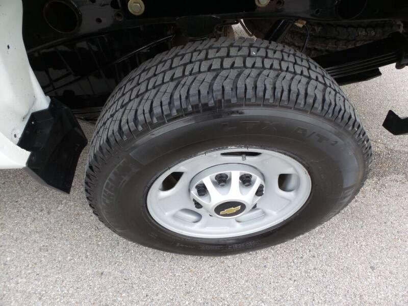 2017 Chevrolet Silverado 2500HD 4x2 Work Truck 4dr Crew Cab LB - Houston TX