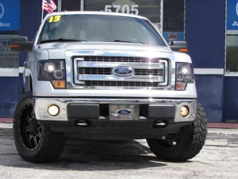 2013 Ford F-150 for sale at VIP AUTO ENTERPRISE INC. in Orlando FL