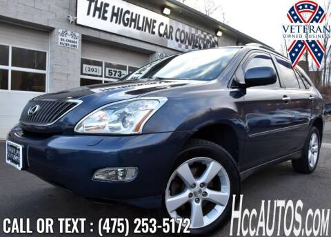 2006 Lexus RX 330 for sale at The Highline Car Connection in Waterbury CT