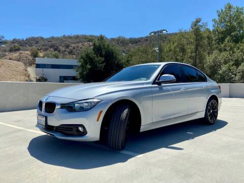 2016 BMW 3 Series for sale at Allen Motors, Inc. in Thousand Oaks CA