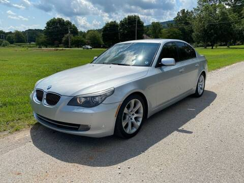 2008 BMW 5 Series for sale at Tennessee Valley Wholesale Autos LLC in Huntsville AL