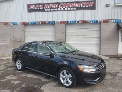 2012 Volkswagen Passat for sale at Elite Auto Connection in Conover NC