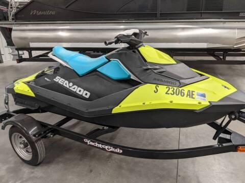 2019 Sea-Doo Spark 2up 900 H.O. ACE iBR + C