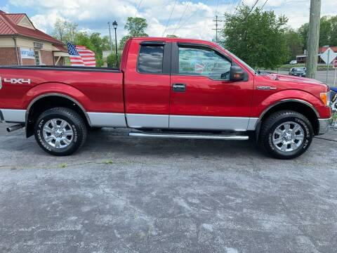 2010 Ford F-150 for sale at Country Auto Sales Inc. in Bristol VA