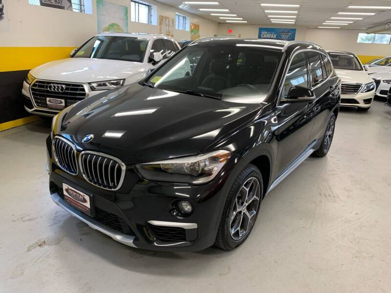 2018 BMW X1 for sale at Newton Automotive and Sales in Newton MA
