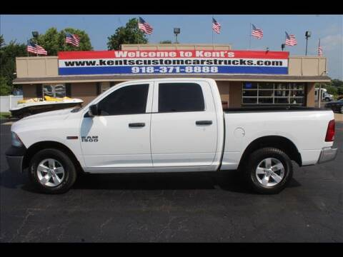 2014 RAM Ram Pickup 1500 for sale at Kents Custom Cars and Trucks in Collinsville OK