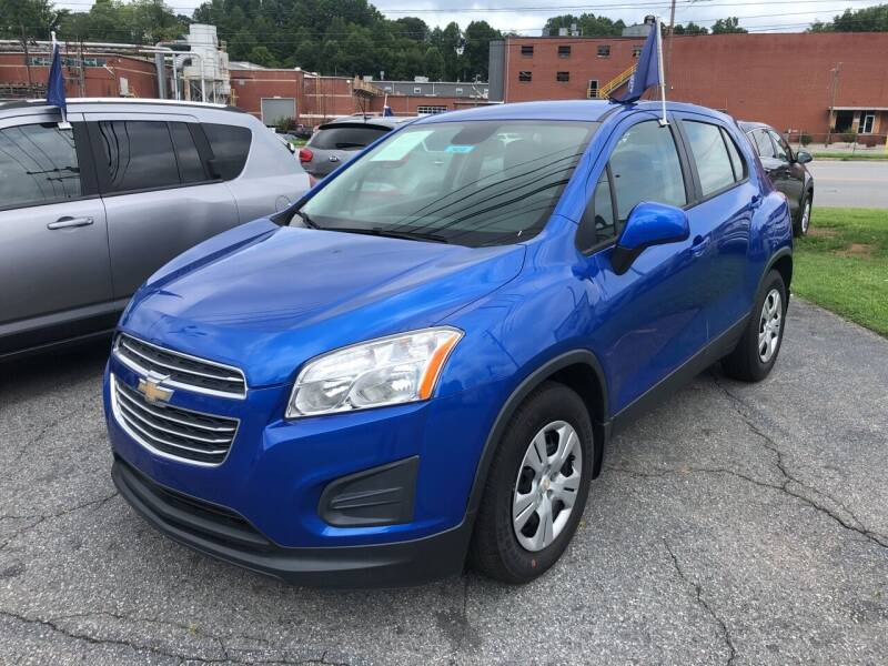 2016 Chevrolet Trax for sale at Car Guys in Lenoir NC