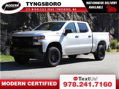 2019 Chevrolet Silverado 1500 for sale at Modern Auto Sales in Tyngsboro MA